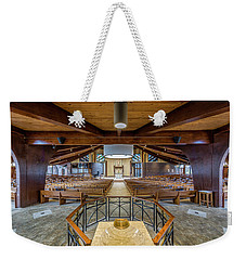 Weekender Tote Bag featuring the photograph Immaculate Conception 2848 by Everet Regal