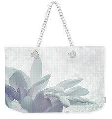 Weekender Tote Bag featuring the digital art Immobility - W01c2t03 by Variance Collections