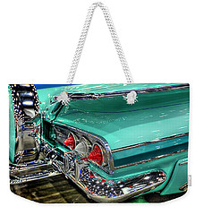 Impala Weekender Tote Bag by Nicholas  Grunas