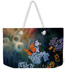 Imperfect Weekender Tote Bag by Agnieszka Mlicka
