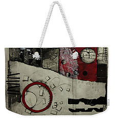 Imperfect Reality  Weekender Tote Bag