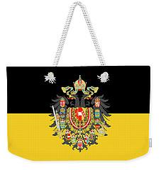 Habsburg Flag With Imperial Coat Of Arms 1 Weekender Tote Bag