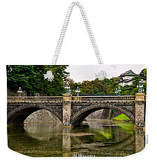 Imperial Garden Weekender Tote Bag by Corinne Rhode