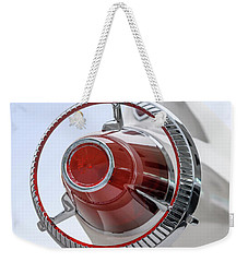 Imperial Taillight Weekender Tote Bag