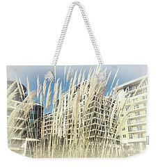 Imperial Wharf Buildings Weekender Tote Bag