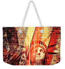 Imperiled Liberty Weekender Tote Bag