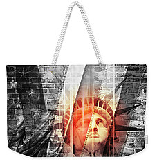 Imperiled Liberty II Weekender Tote Bag