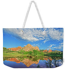 Impossible Not To Fall In Love With Colorado. Here's Why.  Weekender Tote Bag by Bijan Pirnia