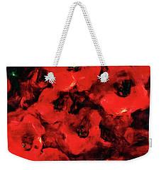 Impression Of Poppies Weekender Tote Bag