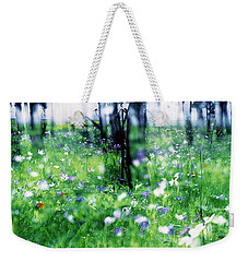 Impressionistic Photography At Meggido 1 Weekender Tote Bag