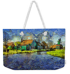 Impressions Of Zaanse Schans Weekender Tote Bag