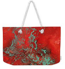 Impromptu Weekender Tote Bag