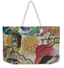 Improvisation 27 Garden Of Love II Weekender Tote Bag