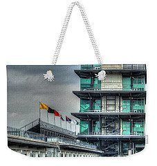 Ims Pagoda Weekender Tote Bag