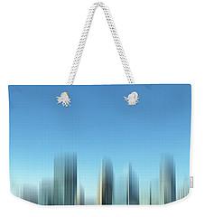 In A Blur Weekender Tote Bag