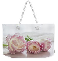 Weekender Tote Bag featuring the photograph In A Dream by Kim Hojnacki