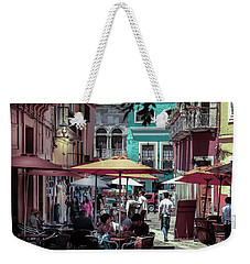 In A Little Spanish Town Weekender Tote Bag