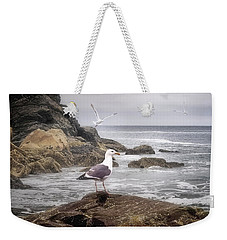 In A Mood Weekender Tote Bag