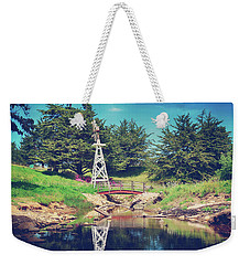 In A Perfect World Weekender Tote Bag by Laurie Search