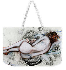 In Another Place Weekender Tote Bag