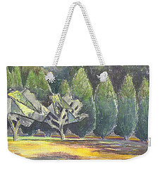 In Between Weekender Tote Bag