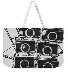 In Camera Art Weekender Tote Bag
