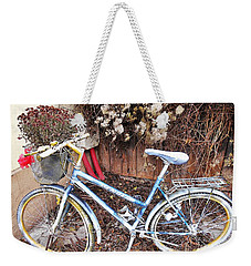 In Case You Need A Ride  Weekender Tote Bag