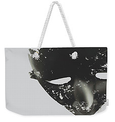 In Creation Of Thought  Weekender Tote Bag