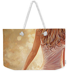 In Fields Of Summer Gold Weekender Tote Bag