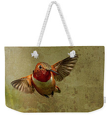 In Flight 2 Weekender Tote Bag