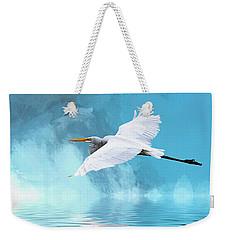 In Flight Weekender Tote Bag by Cyndy Doty