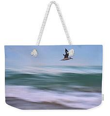 In Flight Weekender Tote Bag by Laura Fasulo