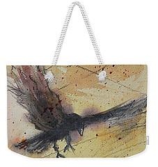 In Flight Weekender Tote Bag by Ron Stephens