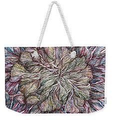 In Focus Weekender Tote Bag by Kim Tran