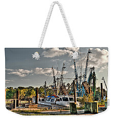 In For The Day Weekender Tote Bag
