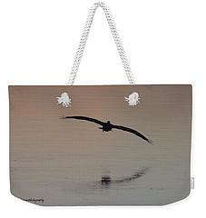 In For The Kill Weekender Tote Bag by Nance Larson