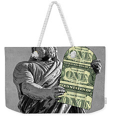 In God We Trust Weekender Tote Bag