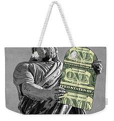 In God We Trust Weekender Tote Bag
