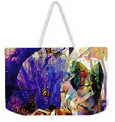 In Harmony Weekender Tote Bag