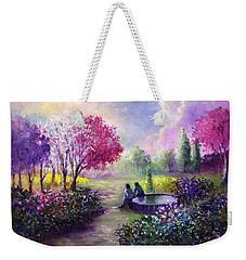 In Heaven Everything Is Fine Weekender Tote Bag