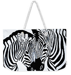 In Love Weekender Tote Bag by Sonali Kukreja
