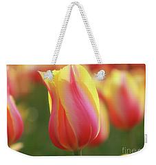 In Love With Life Weekender Tote Bag