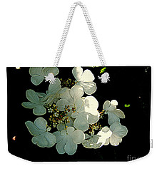 Weekender Tote Bag featuring the photograph In Memorial by Nancy Kane Chapman