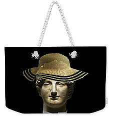 In Memory Of Beautiful Women Ever Lived Weekender Tote Bag
