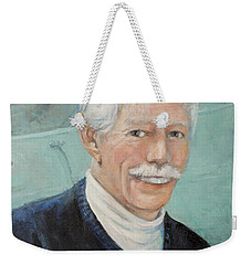 In Memory Of Uncle Bud Weekender Tote Bag