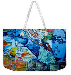 In Memory Of Woo Weekender Tote Bag