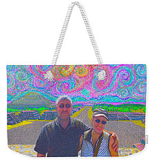 In Mexico Weekender Tote Bag