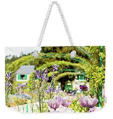 In Monet's Garden Weekender Tote Bag
