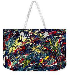 In Pattern No.1 Weekender Tote Bag