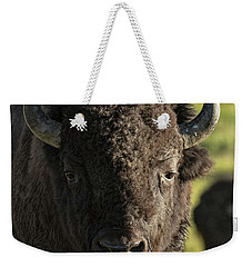 In Rut Weekender Tote Bag